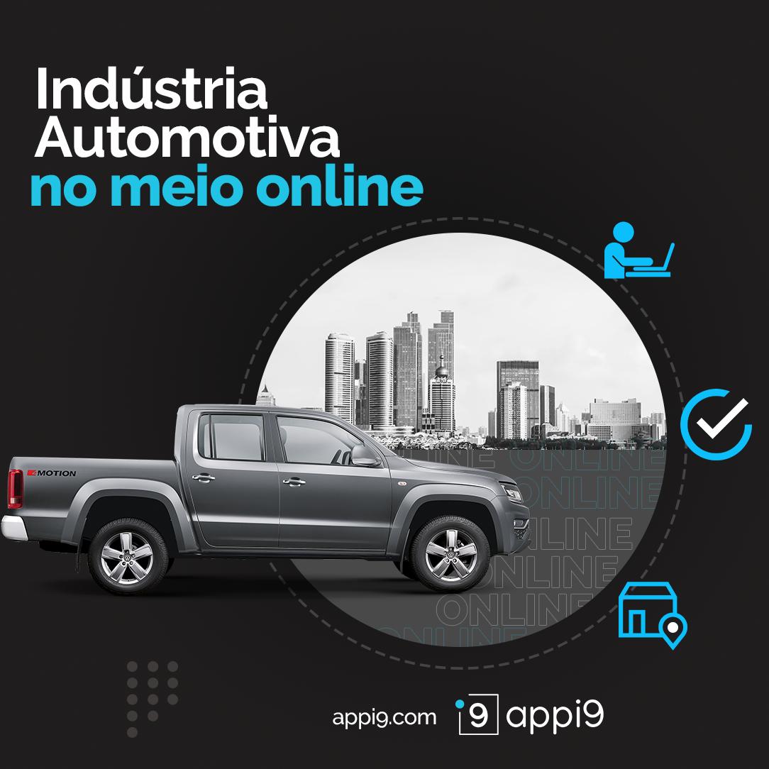 A Indústria automotiva se reinventando durante a crise