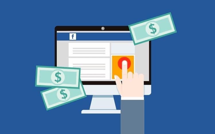 Lucratividade e custo do Facebook Ads