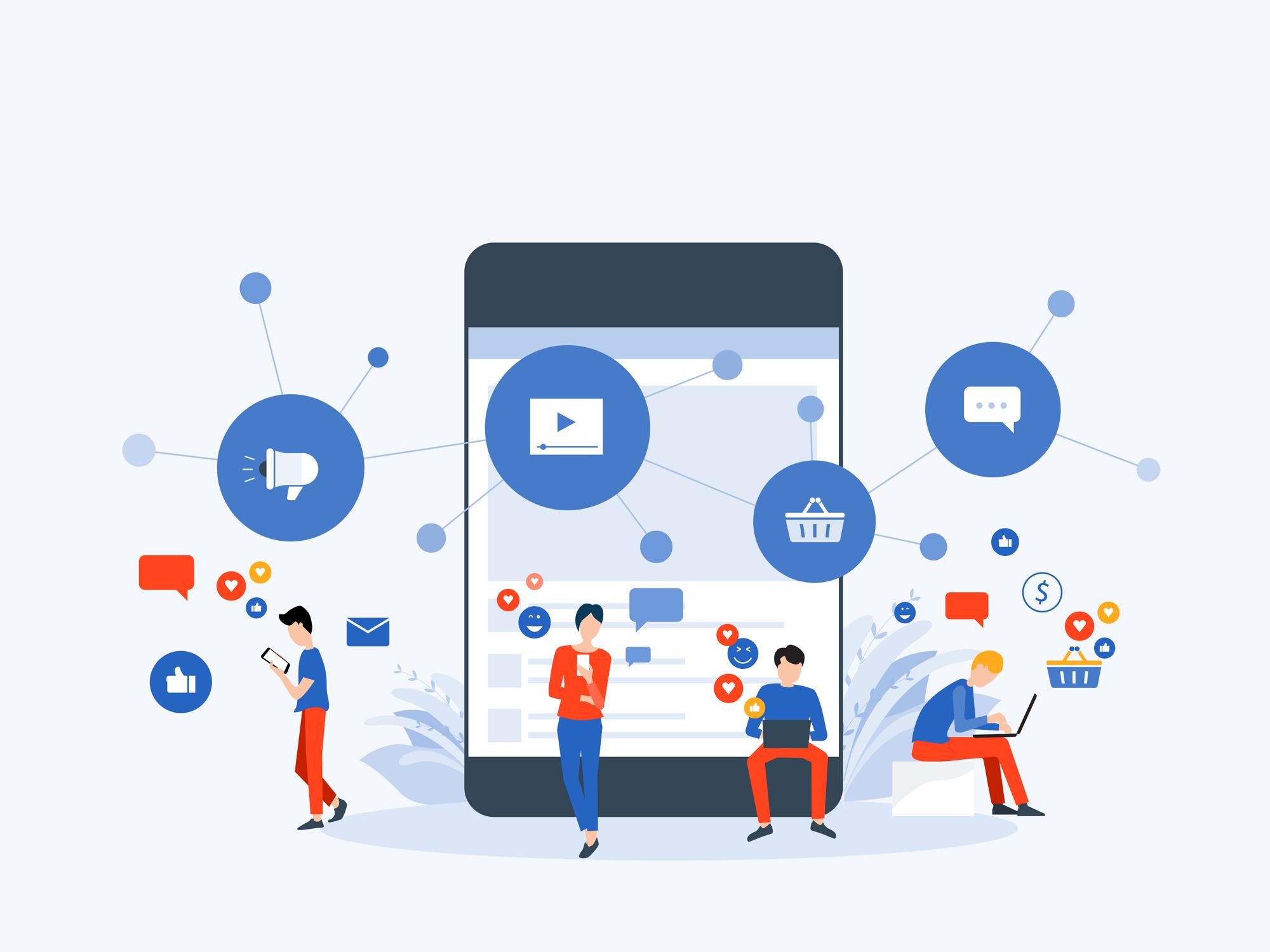 Maior interação e venda com o Facebook Ads