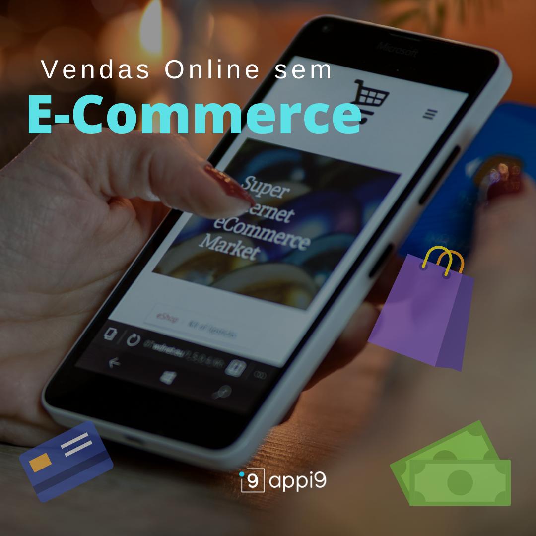 VENDAS ONLINE SEM E-COMMERCE